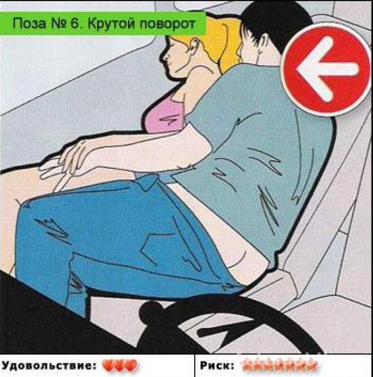 Секс в автомобиле, кто-нибудь практикует?